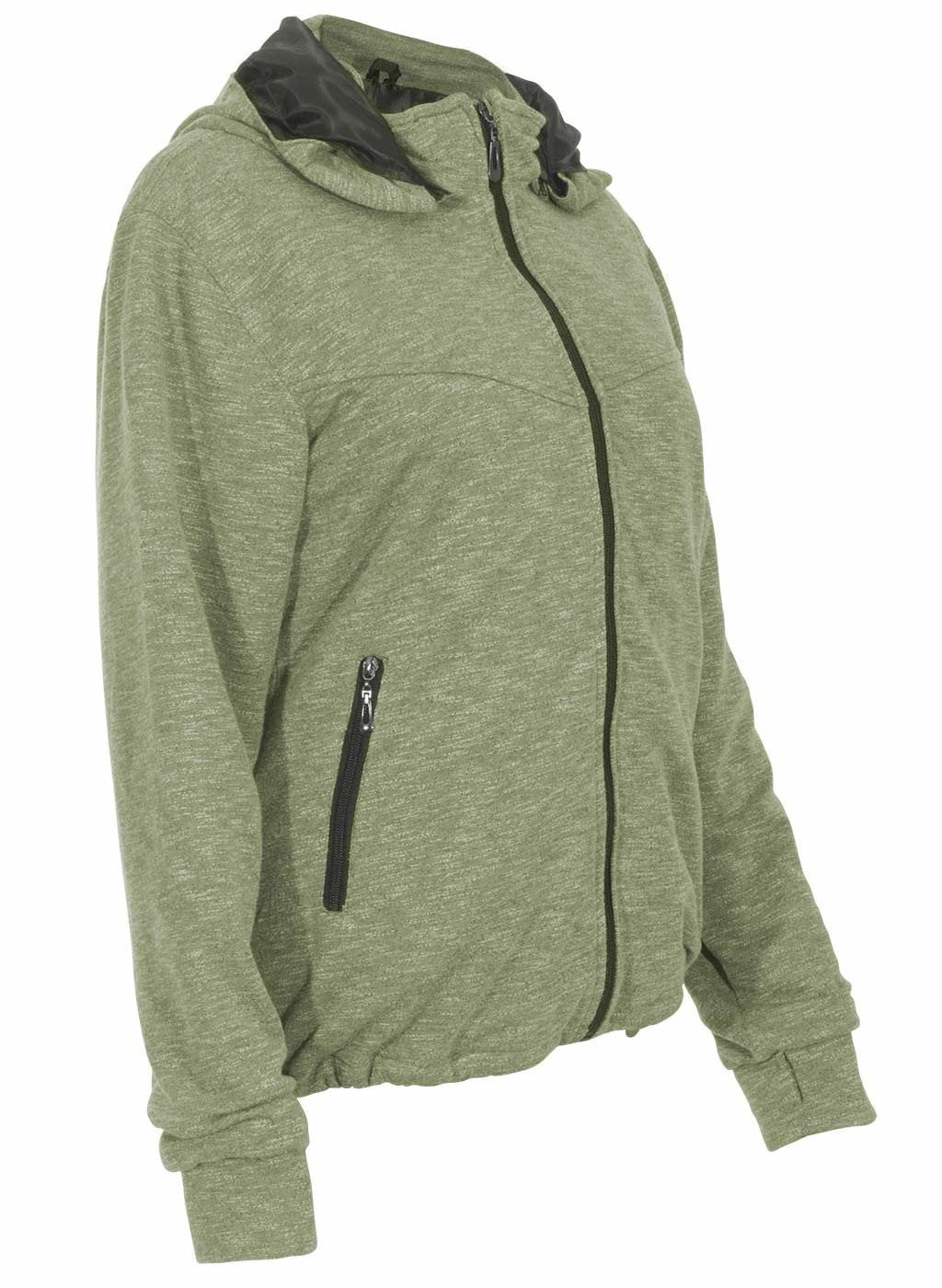 Green Womens Travel Jacket | | Global Travel Clothings