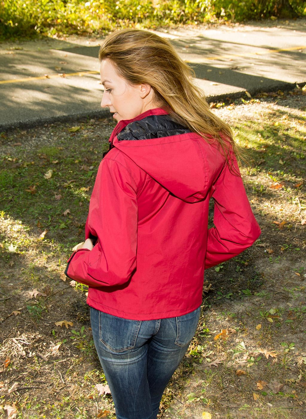 womens travel jacket