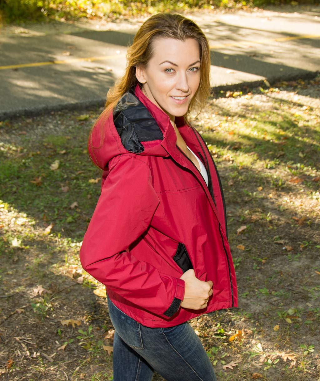 Jacket with lots of pockets