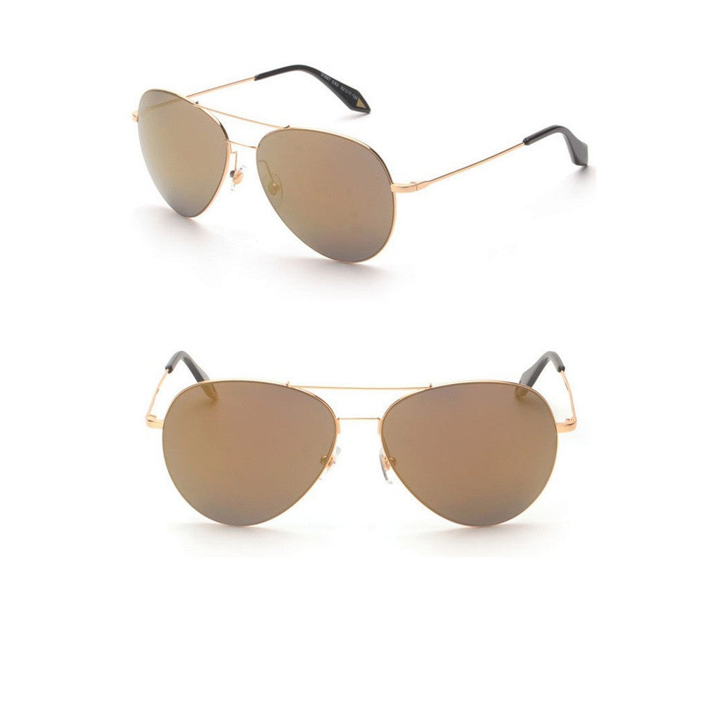 Angel Aviator Sunglasses (Gold)