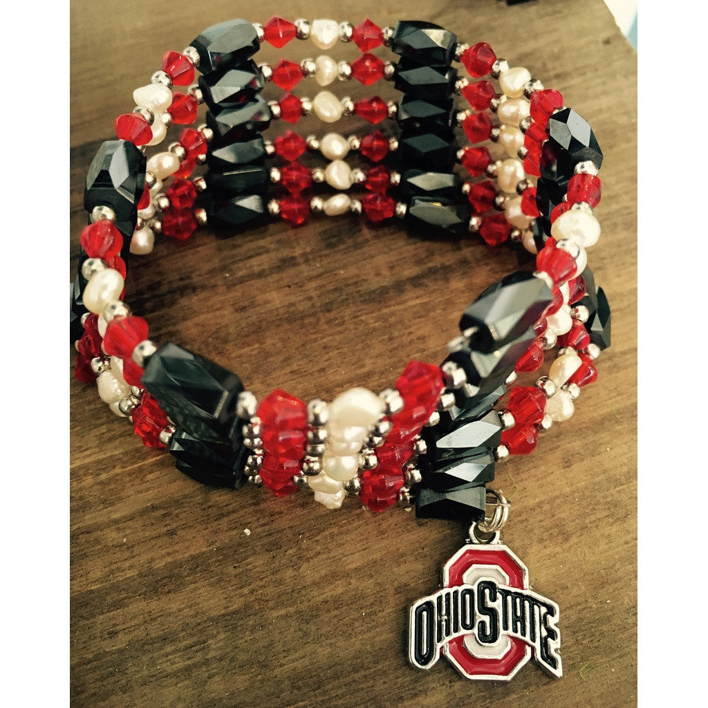 Ohio State Buckeye Magnetic Wrap