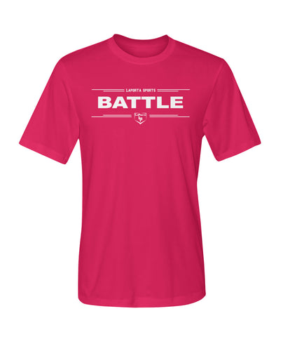 Image of Battle Dry Sport Tee