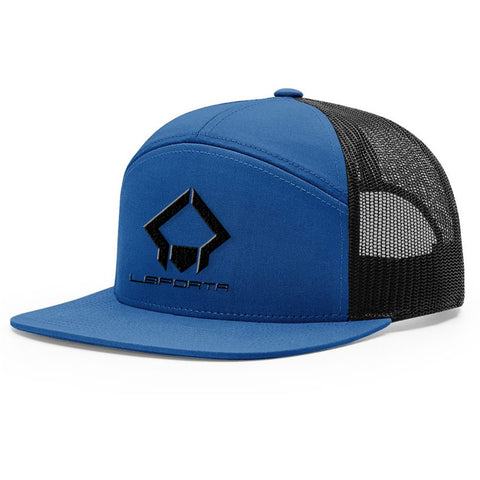 Laporta Sports Blue & Black Hat