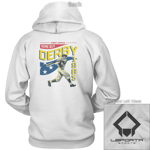 Image of Home Run Derby Back Design Apparel