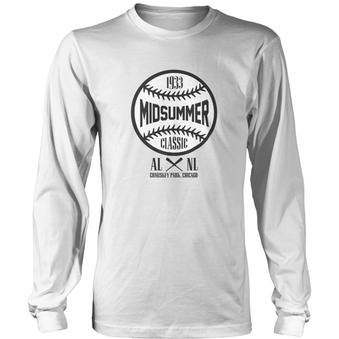 Image of Midsummer Classic Black & White Apparel