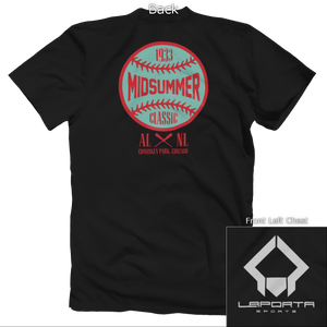 Midsummer Classic Colored Back Design T-Shirt