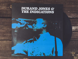 <b>DURAND JONES & THE INDICATIONS</b><br><i>Durand Jones & The Indications</i> LP