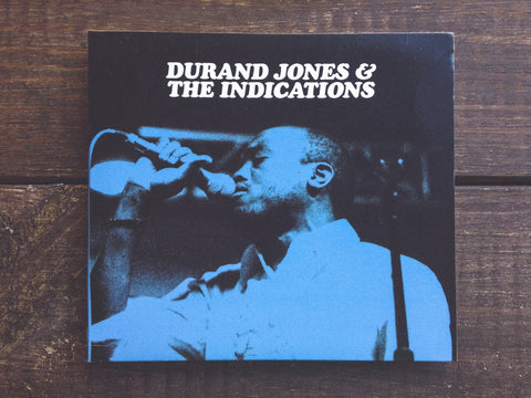 <b>DURAND JONES & THE INDICATIONS</b><br><i>Durand Jones & The Indications</i> CD