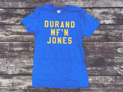 <b>DURAND MF'n JONES</b><br>T-Shirt