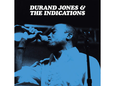<b>DURAND JONES & THE INDICATIONS</b><br><i>Durand Jones & The Indications</i> Digital