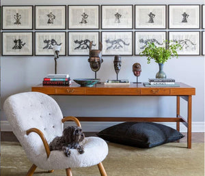 Home Office Art: Turn your Home Into an Office with Art