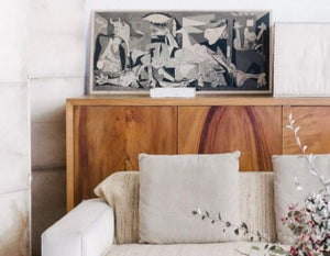 How to Incorporate Old Art Pieces into a New Interior Design Project