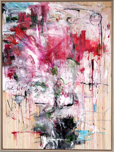 Try Love by Stefan Heyer, Painting at Art Acacia Gallery & Advisory
