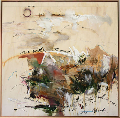 Raw Earth by Stefan Heyer, Painting at Art Acacia Gallery & Advisory