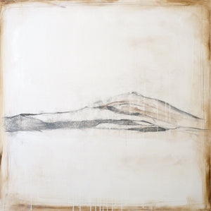 Landscape 91 Mixed-media Marilina Marchica