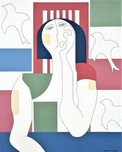 Escape in Dreams by Hildegarde Handsaeme, Painting at Art Acacia Gallery & Advisory