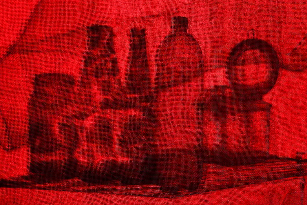 Characters in the red. Culmination. by Vitaliy Ledokollov, Print at Art Acacia Gallery & Advisory
