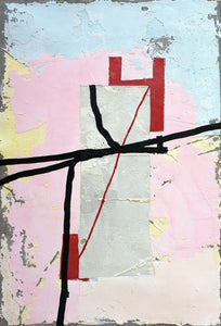 Bologna by Antoine Puisais, Mixed-media at Art Acacia Gallery & Advisory