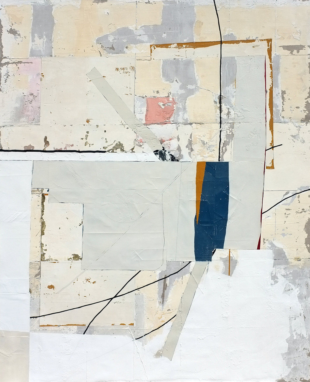 Fortnight by Antoine Puisais, Mixed-media at Art Acacia Gallery & Advisory