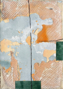 Nile Green by Antoine Puisais, Mixed-media at Art Acacia Gallery & Advisory