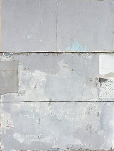 Untitled Grey Mixed-media Antoine Puisais