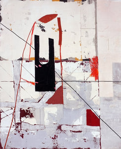 Untitled V by Antoine Puisais, Mixed-media at Art Acacia Gallery & Advisory