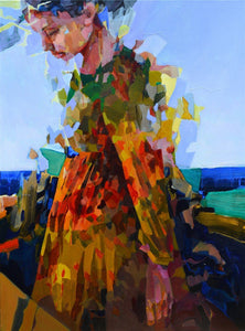 Blue Horizon by Melinda Matyas, Painting at Art Acacia Gallery & Advisory