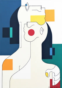 Consolation by Hildegarde Handsaeme, Painting at Art Acacia Gallery & Advisory