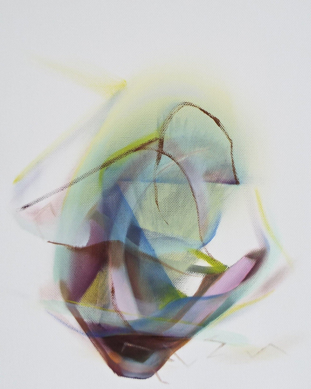 Crystal by Naomi Yuki, Painting at Art Acacia Gallery & Advisory