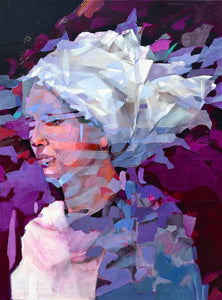 The Wind Blows Where It Wants by Melinda Matyas, Painting at Art Acacia Gallery & Advisory