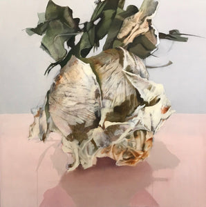 Homage to Francesca Woodman by Irena Chrul, Painting at Art Acacia Gallery & Advisory