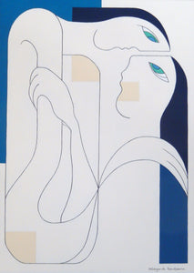 Great Desire Painting Hildegarde Handsaeme