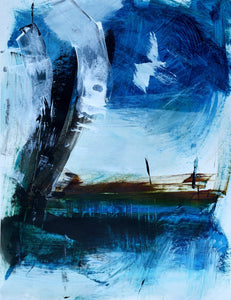 Harbour by Rolando Duartes, Painting at Art Acacia Gallery & Advisory