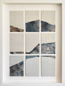 Landscape 61 by Marilina Marchica, Mixed-media at Art Acacia Gallery & Advisory