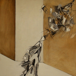 Transition I by Janet Hagopian, Painting at Art Acacia Gallery & Advisory