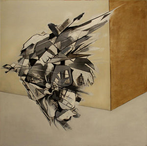 Transition II by Janet Hagopian, Painting at Art Acacia Gallery & Advisory
