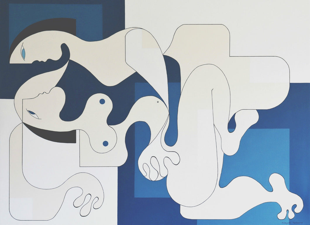 Passion by Hildegarde Handsaeme, Painting at Art Acacia Gallery & Advisory
