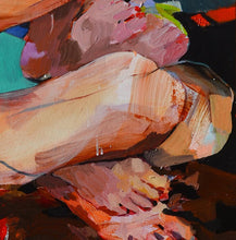 Sacred-profane Dichotomy by Melinda Matyas, Painting at Art Acacia Gallery & Advisory
