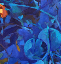 Sowing Seeds in the Dark by Melinda Matyas, Painting at Art Acacia Gallery & Advisory