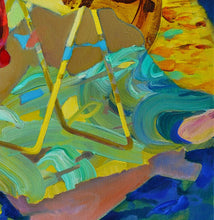There Is a Storm Coming, Uncle Tom by Melinda Matyas, Painting at Art Acacia Gallery & Advisory