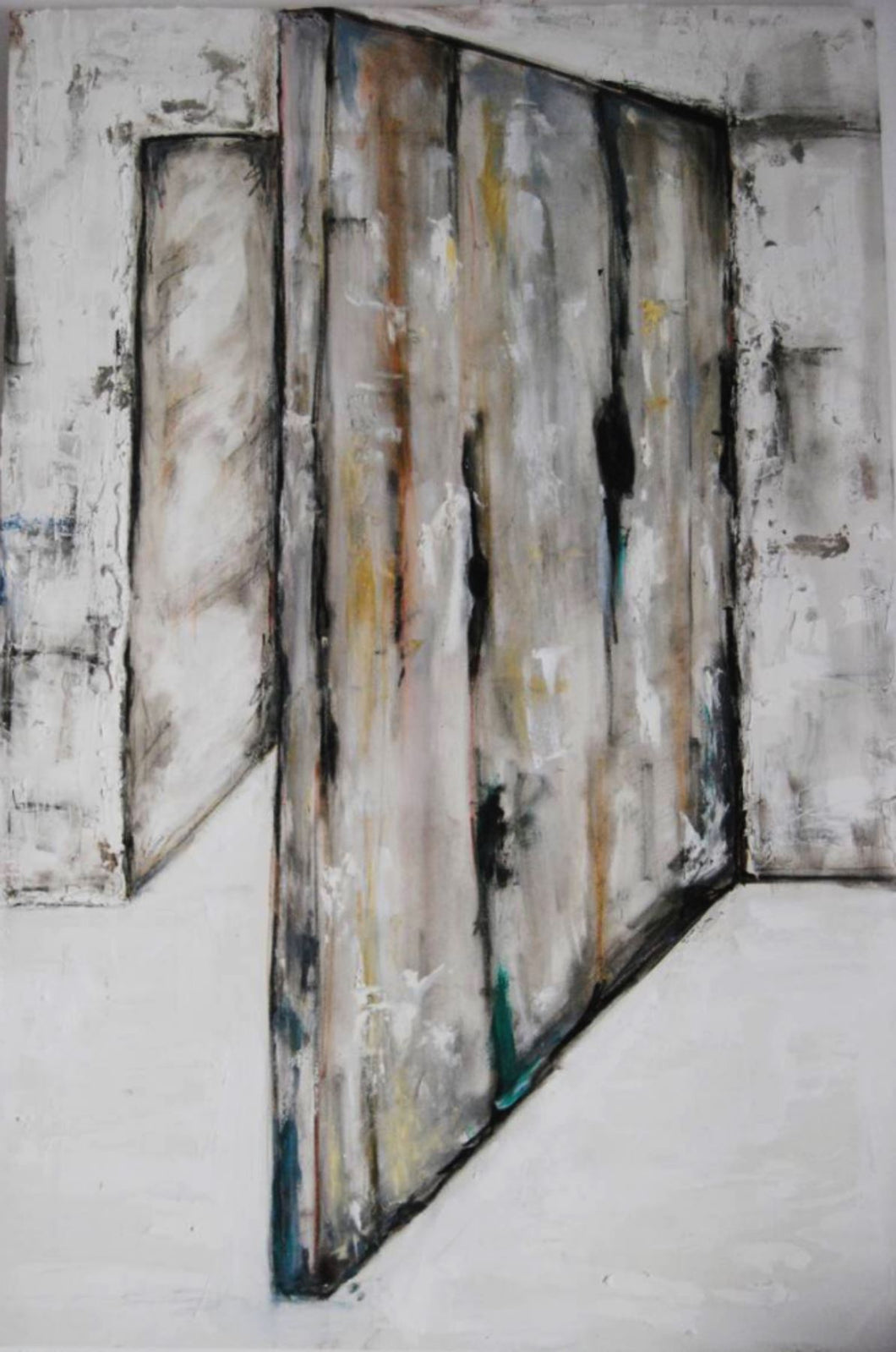 Wall 8 by Marilina Marchica, Painting at Art Acacia Gallery & Advisory
