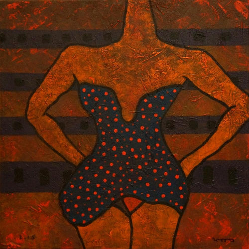 Venus in Dress by Yuriy Zakordonets, Painting at Art Acacia Gallery & Advisory
