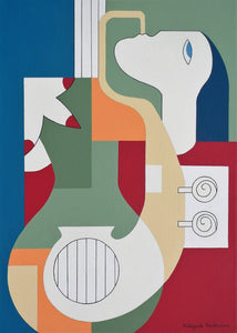The Saxo Charm by Hildegarde Handsaeme, Painting at Art Acacia Gallery & Advisory