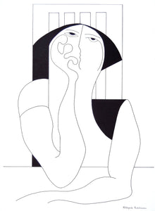 Philosophy by Hildegarde Handsaeme, Drawing at Art Acacia Gallery & Advisory