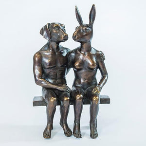 They Were Together Forever by Gillie & Marc, They Were Together Forever - Art Acacia Gallery & Advisory