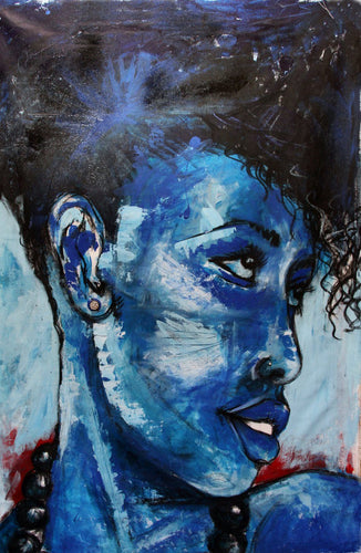 Different by Mwamba Chikwemba, Painting at Art Acacia Gallery & Advisory