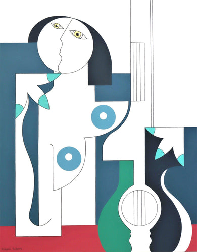 Etude by Hildegarde Handsaeme, Painting at Art Acacia Gallery & Advisory