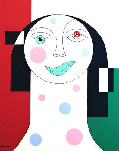 Tristesse by Hildegarde Handsaeme, Painting at Art Acacia Gallery & Advisory