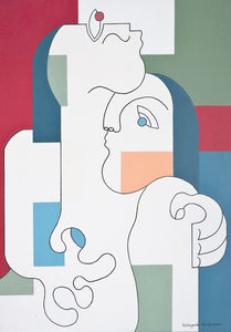 Tulum by Hildegarde Handsaeme, Painting at Art Acacia Gallery & Advisory
