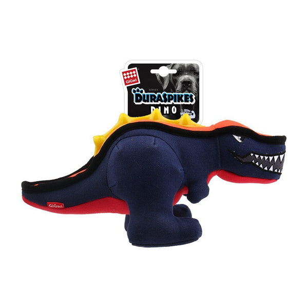 Duraspike - Dinosaur Dog Toy for Toughest Chewer